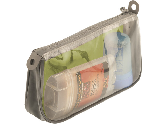Sea to Summit See Pouch Pieni, lime/grey